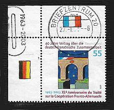 Buy German Used Scott #2224 Catalog Value $.80