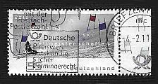 Buy German Used Scott #2599 Catalog Value $.75