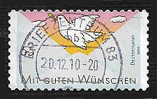 Buy German Used Scott #2596 Catalog Value $.75