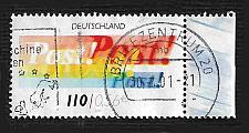 Buy German Used Scott #2122 Catalog Value $.75
