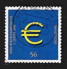 Buy German Used Scott #2144A Catalog Value $2.25