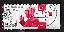 Buy German Used Scott #2117 Catalog Value $.75