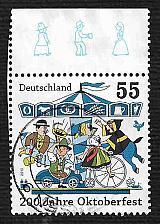 Buy German Used Scott #2587 Catalog Value $.70
