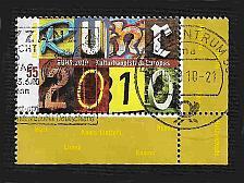 Buy German Used Scott #2557 Catalog Value $.75