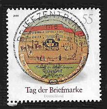 Buy German Used Scott #2501 Catalog Value $.80