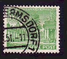 Buy German Used Scott #9N47 Catalog Value $.35