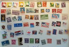 Buy 60 Patriotic USA stamps Lot #38