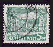 Buy German Berlin Used Scott #9N44 Catalog Value $.35