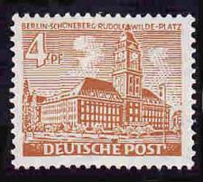 Buy German Hinged Scott #9N43 Catalog Value $.25