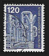 Buy German Berlin Used Scott #9N369 Catalog Value $.90