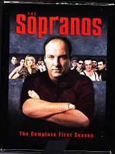 Buy Sopranos - Complete 1st Season DVD 2000, 4-Disc Set - Very Good