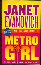 Buy Metro Girl by Janet Evanovich 2009 Paperback Book - Very Good