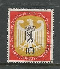 Buy German Berlin Used Scott #9N116 Catalog Value $.65