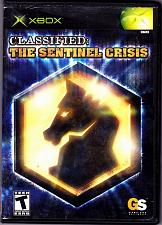 Buy Classified - The Sentinel Crisis - Xbox 2006 Video Game - Complete - Very Good