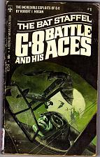Buy G-8 and His Battle Aces #1 The Bat Staffel by Robert J. Hogan 1969 Paperback - Accept