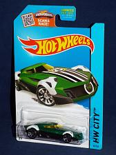 Buy Hot Wheels 2015 MR11 Green - Brand New