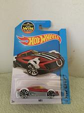 Buy Hot Wheels 2015 MR11 Red - Brand New
