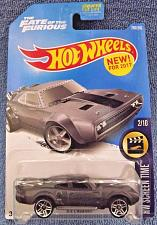 Buy Hot Wheels 2017 Ice Charger Gray - Brand New