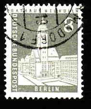 Buy Germany Used Scott #9N124 Catalog Value $.35