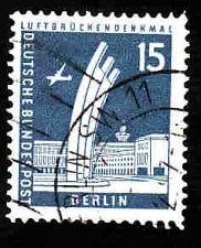 Buy Germany Used Scott #9N127 Catalog Value $.25