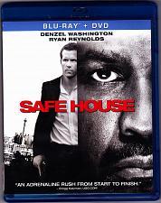 Buy Safe House - Blu-ray Disc 2012, 2-Disc Set - Very Good