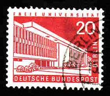 Buy Germany Used Scott #9N128 Catalog Value $.25