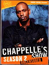 Buy Chappelles Show - Season 2 Uncensored DVD 2005, 3-Disc Set - Good