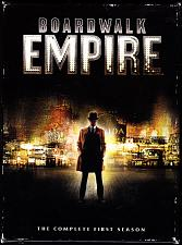 Buy Boardwalk Empire - Complete 1st Season, 5 DVD Disc Set - Very Good