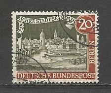 Buy German Used Scott #9N144 Catalog Value $.60.