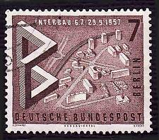 Buy German Used Scott #9N145 Catalog Value $.25