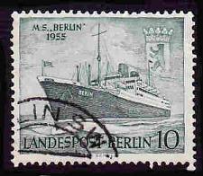 Buy German Berlin Used Scott #9N113 Catalog Value $.60