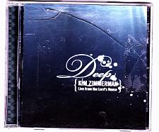 Buy Live from the Lord's House by Kim Zimmerman CD 1990 - Very Good