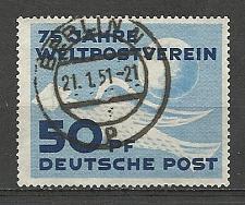 Buy German DDR Used Scott #48 Catalog Value $8.50