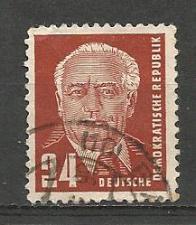 Buy German DDR Used Scott #55 Catalog Value $.95