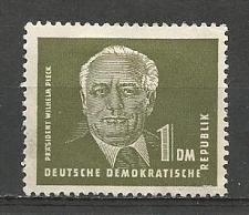 Buy German DDR Hinged Scott #56 Catalog Value $20.95