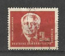 Buy German DDR Used Scott #57 Catalog Value $4.75