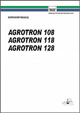 Buy Deutz Fahr Agrotron 108 118 128 Tractor Workshop Service Manual on a CD