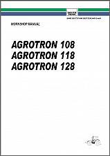 Buy Deutz Fahr Agrotron 108 118 128 Tractor Workshop Service Manual on a CD