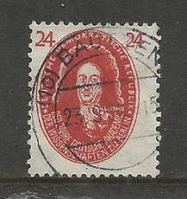 Buy German DDR Used Scott #66 Catalog Value $3.25