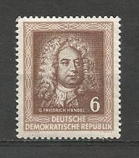Buy German DDR Hinged Scott #100 Catalog Value $2.20