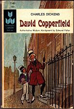 Buy David Copperfield (Scholastic library Ed) by Charles Dickens 1962 Paperback - Good