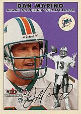 Buy 2000 Fleer Tradition #49 - Dan Marino - Miami Dolphins