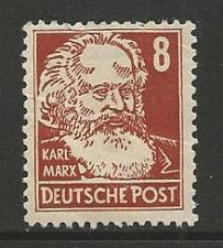 Buy Germany DDR MNH Scott #124 Catalog Value $1.60