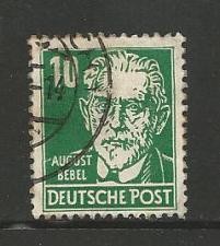 Buy German DDR Used Scott #125 Catalog Value $2.50