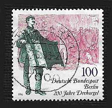 Buy German Berlin Used Scott #9N589 Catalog Value $1.50