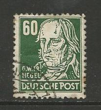 Buy German DDR Used Scott #133 Catalog Value $2.75