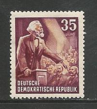 Buy German DDR Hinged Scott #143 Catalog Value $2.45