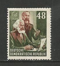 Buy German DDR Hinged Scott #144 Catalog Value $1.20