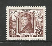 Buy German DDR Hinged Scott #151 Catalog Value $1.05