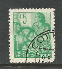 Buy German DDR Used Scott #156 Catalog Value $.25